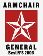 Armchair General Best FPS 2006
